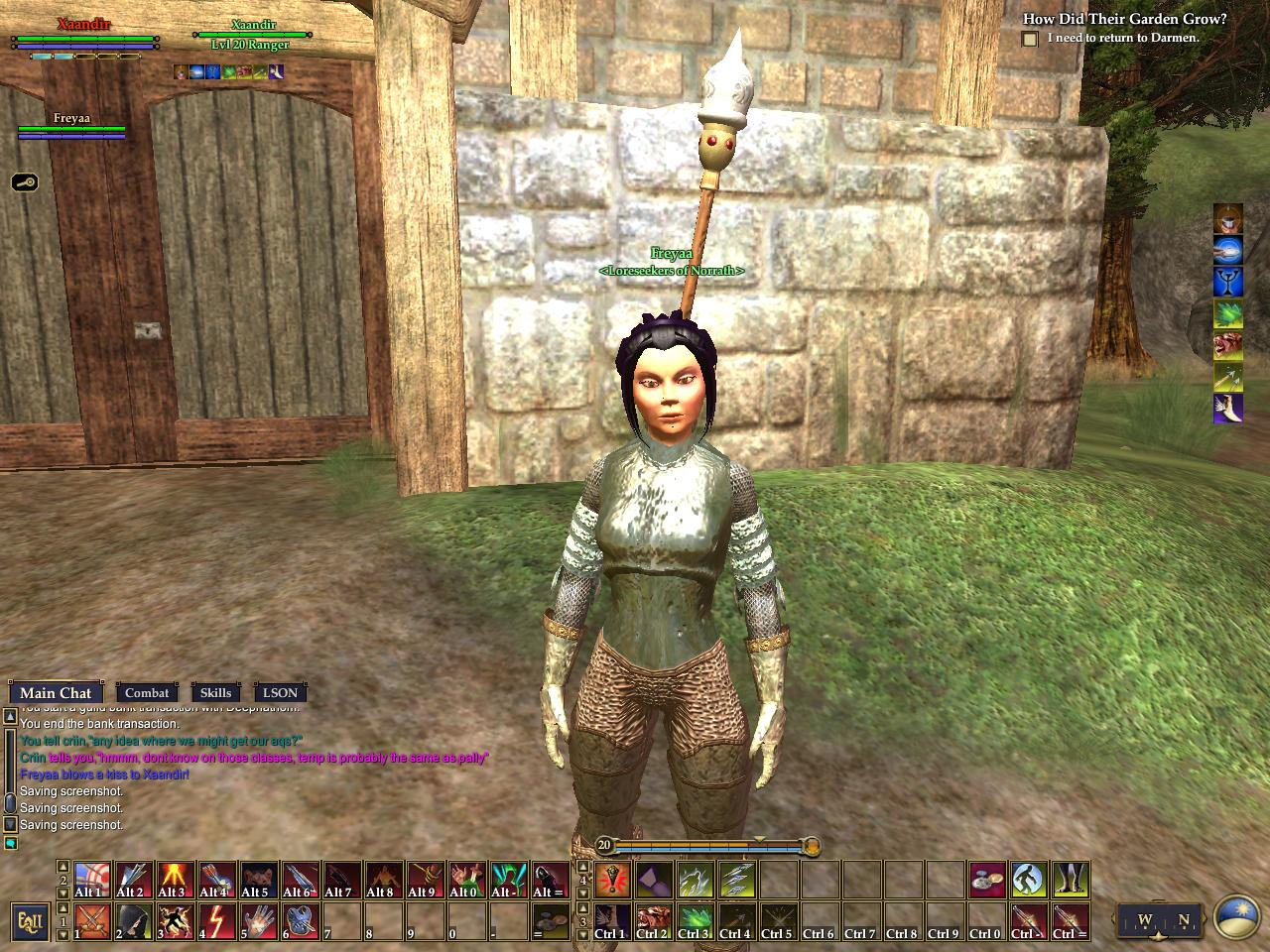 Over Two Years of Everquest 2 – Me Vs  Myself and I