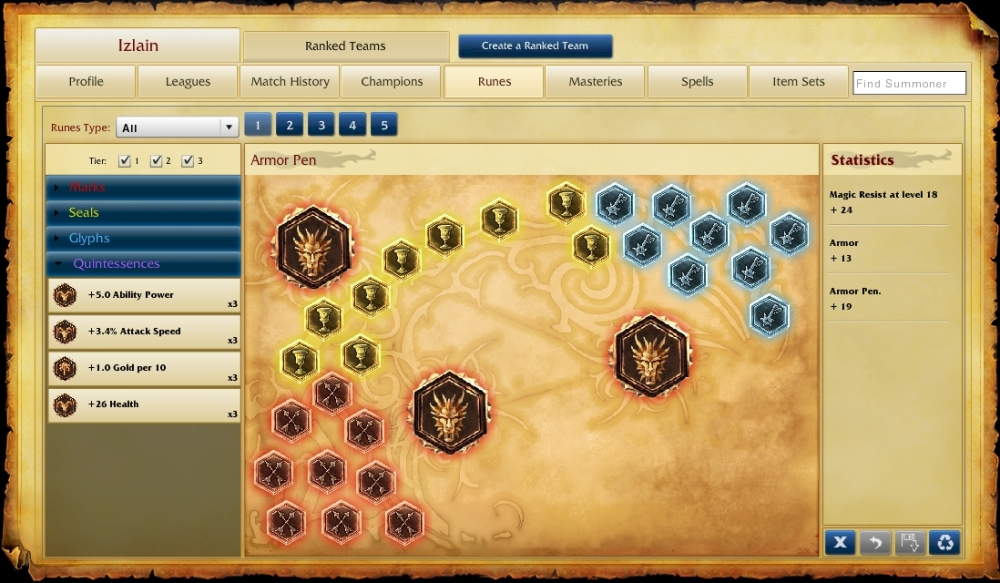 Covering Your Bases in ARAM (1/6)