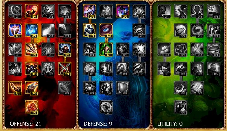 Attack Damage - Defense