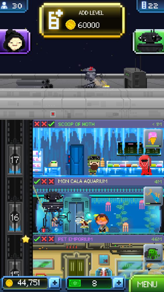 Tiny Death Star: The Bux Bug Fixed (1/2)