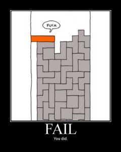 Tetris-Fail