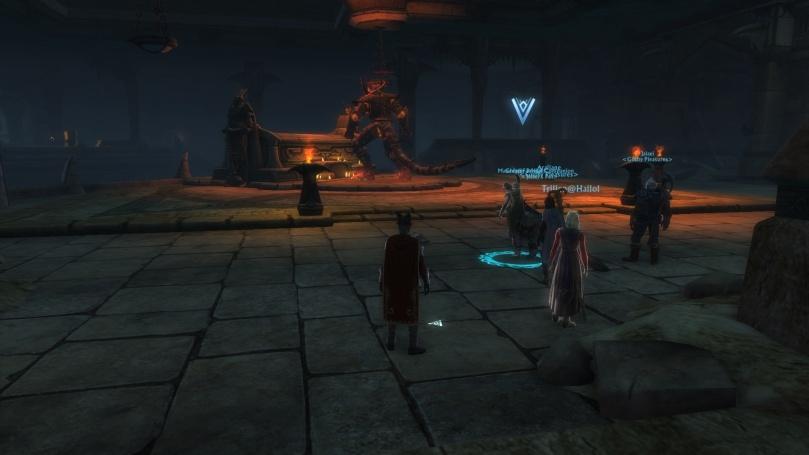 iron tomb last boss