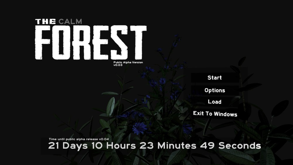 The Forest v0.03 (1/4)