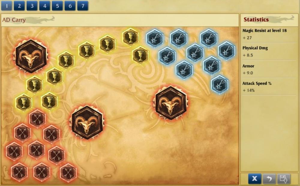 Season 5 Runes and Masteries (1/6)