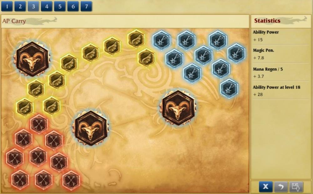 Season 5 Runes and Masteries (3/6)
