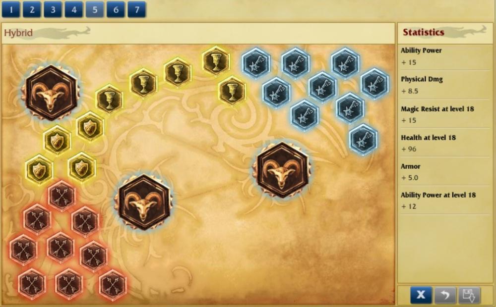 Season 5 Runes and Masteries (5/6)