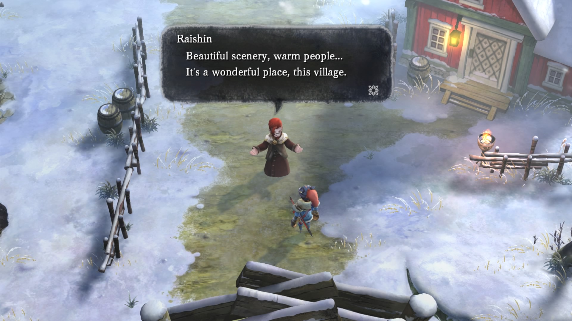 I Am Setsuna — The Beginning – Me Vs Myself and I