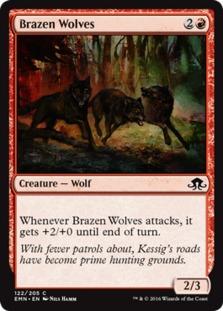 brazenwolves