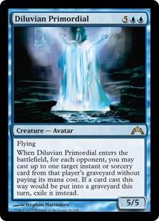 Diluvian+Primordial+GTC