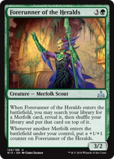 Forerunner+of+the+Heralds+RIX