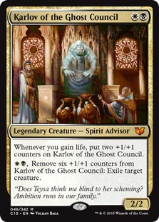 Karlov+of+the+Ghost+Council+C15