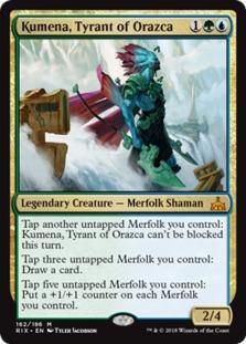 Kumena+Tyrant+of+Orazca+RIX