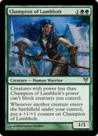 Champion+of+Lambholt+AVR