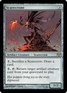 Scarecrone+EVE