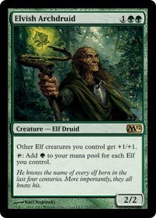Elvish+Archdruid+M12