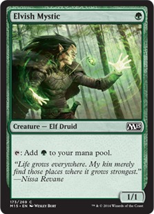 Elvish+Mystic+M15