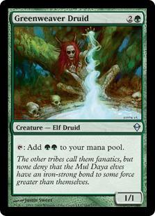 Greenweaver+Druid+ZEN