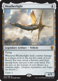 Weatherlight+DOM