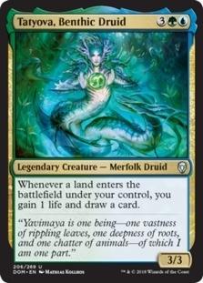 Tatyova+Benthic+Druid+DOM