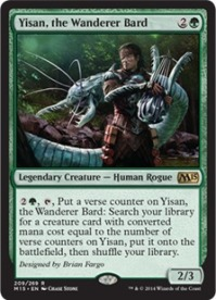 Yisan+the+Wanderer+Bard+M15