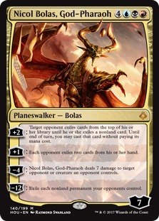 Nicol+Bolas+God-Pharaoh+HOU