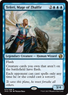 Teferi+Mage+of+Zhalfir+IMA