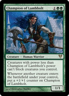 Champion+of+Lambholt+AVR