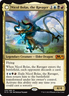 Nicol+Bolas+the+Ravager+M19