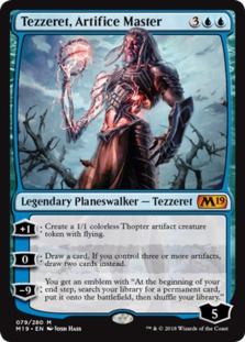 Tezzeret+Artifice+Master+M19