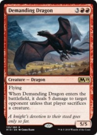 Demanding+Dragon+M19