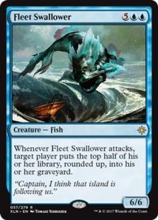 Fleet+Swallower+XLN
