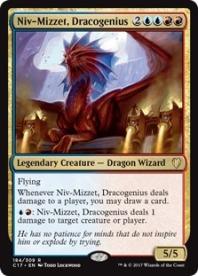 Niv-Mizzet+Dracogenius+C17