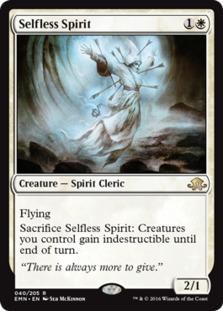Selfless+Spirit+EMN