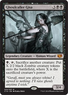 Ghoulcaller+Gisa+C14