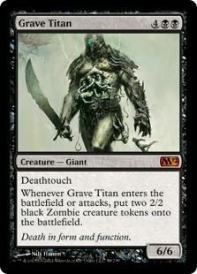 Grave+Titan+M12