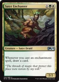Satyr+Enchanter+M19