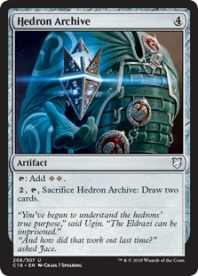 Hedron+Archive+C18