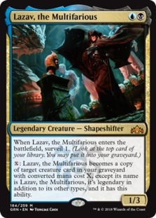 Lazav+the+Multifarious+GRN
