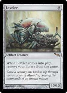 Leveler+MRD
