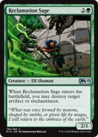 Reclamation+Sage+M19