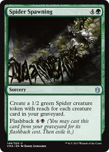 Spider+Spawning+CMA