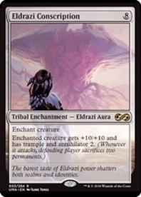 Eldrazi+Conscription+UMA