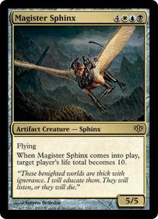 Magister+Sphinx+CON