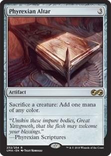 Phyrexian+Altar+UMA