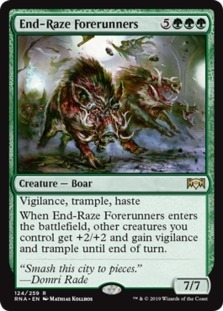 end-raze+forerunners+rna