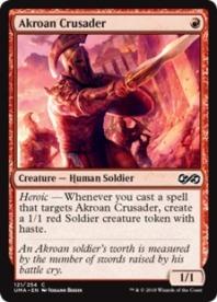 Akroan+Crusader+UMA