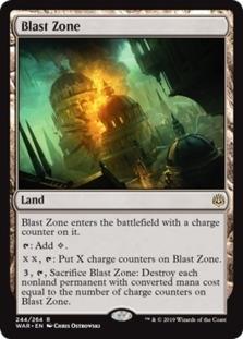 Blast+Zone+WAR