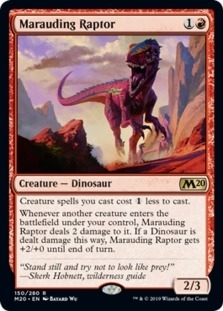 Marauding+Raptor+M20