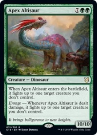 Apex+Altisaur+C19