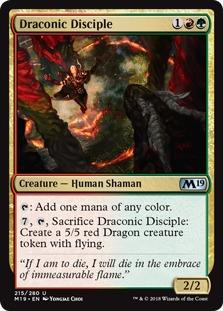 Draconic+Disciple+M19